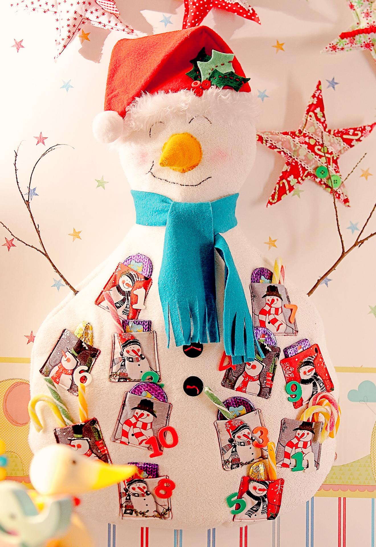 Snowman-advent
