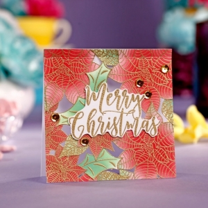 CHRISTMAS CARDS & CRAFTS
