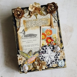 Vintage Papercrafting