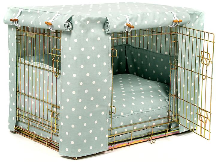 duck egg spot crate set