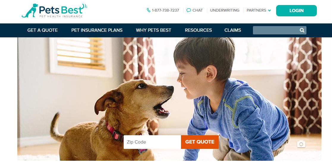 PetsBest Health Insurance lobby