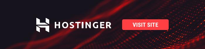 Hostinger Banner