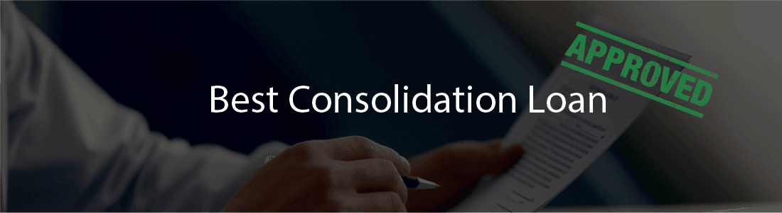 Best Consolidation Loan