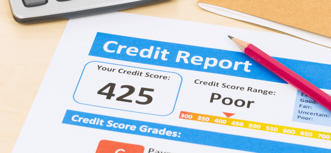 Consolidation with Bad Credit