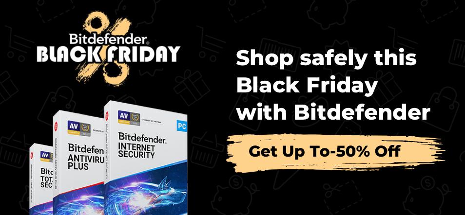 Bitdefender Black Friday Deal