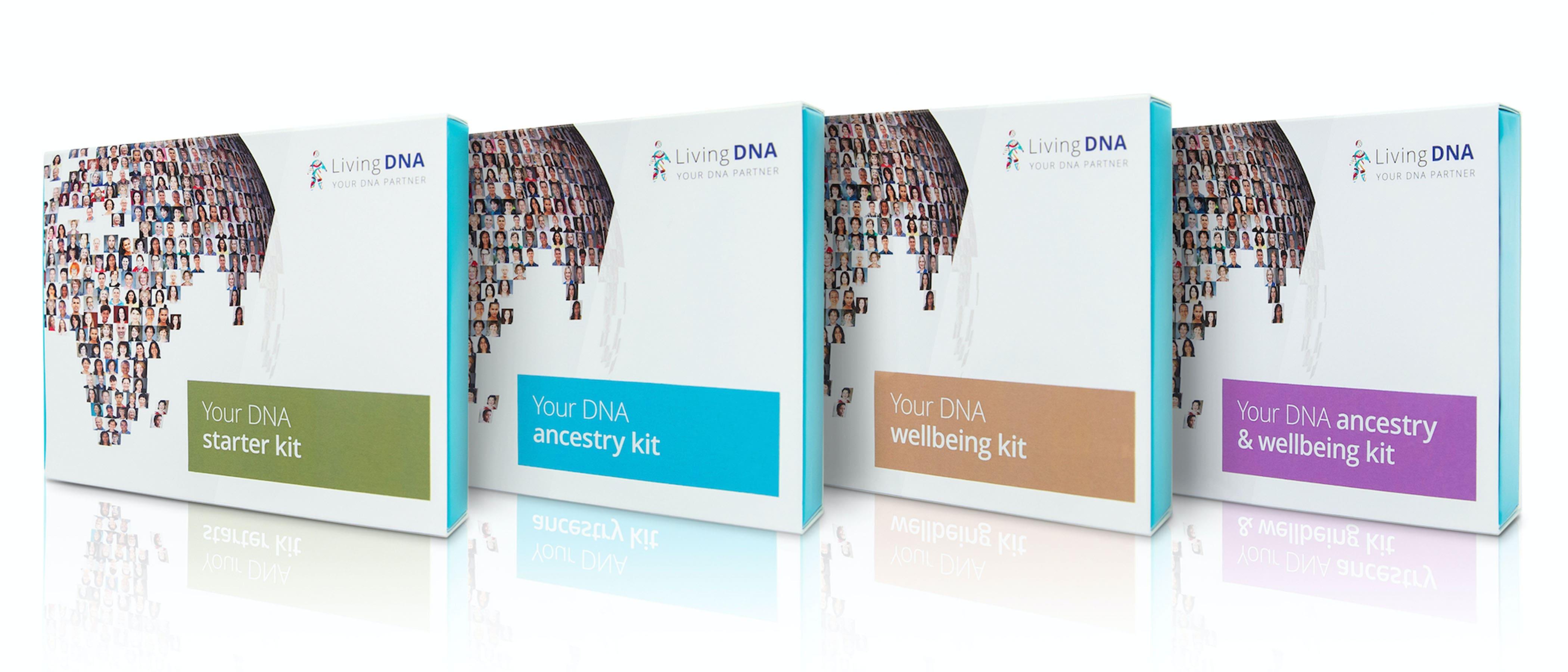 Living DNA Kits