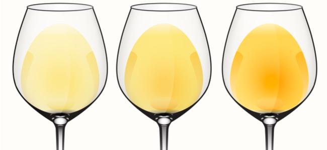 white wine colors