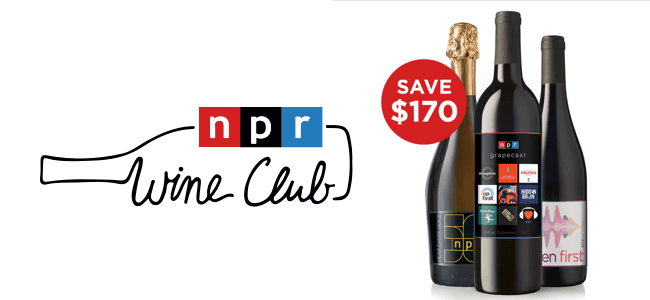 NPR Wine club review