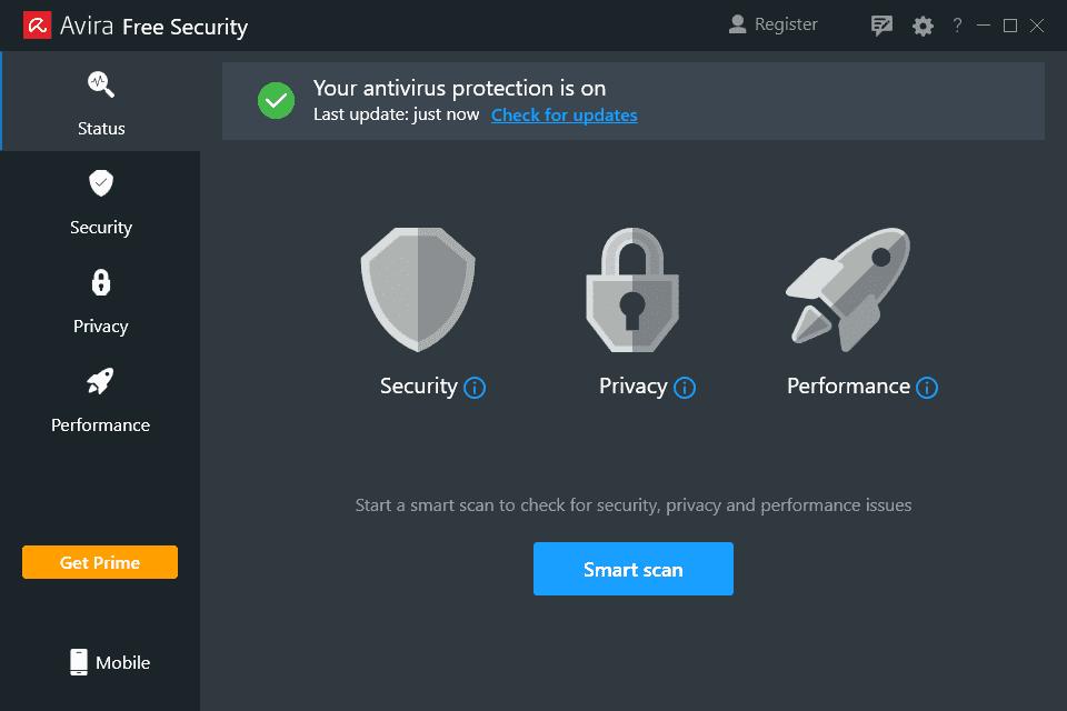 all-round antivirus tool