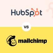 hubspot vs mailchimp