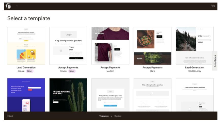 Mailchimp Design and Templates