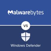 Malwarebytes vs Windows Defender