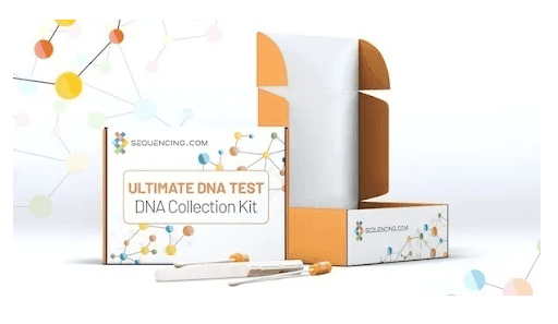 ultimate dna text dna collection kit