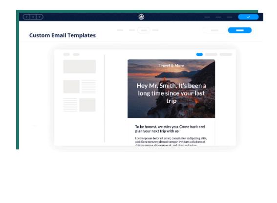 Sendinblue Email Design Options