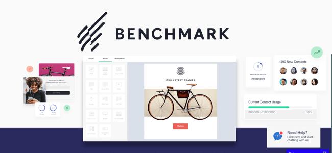 Benchmark Email Marketing