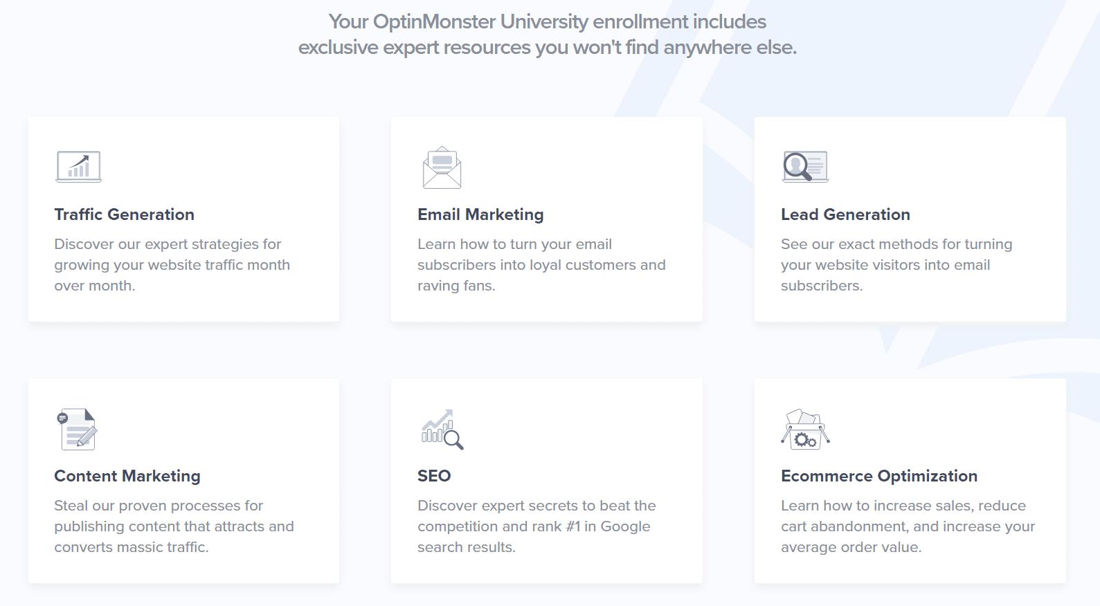 OptinMonster University