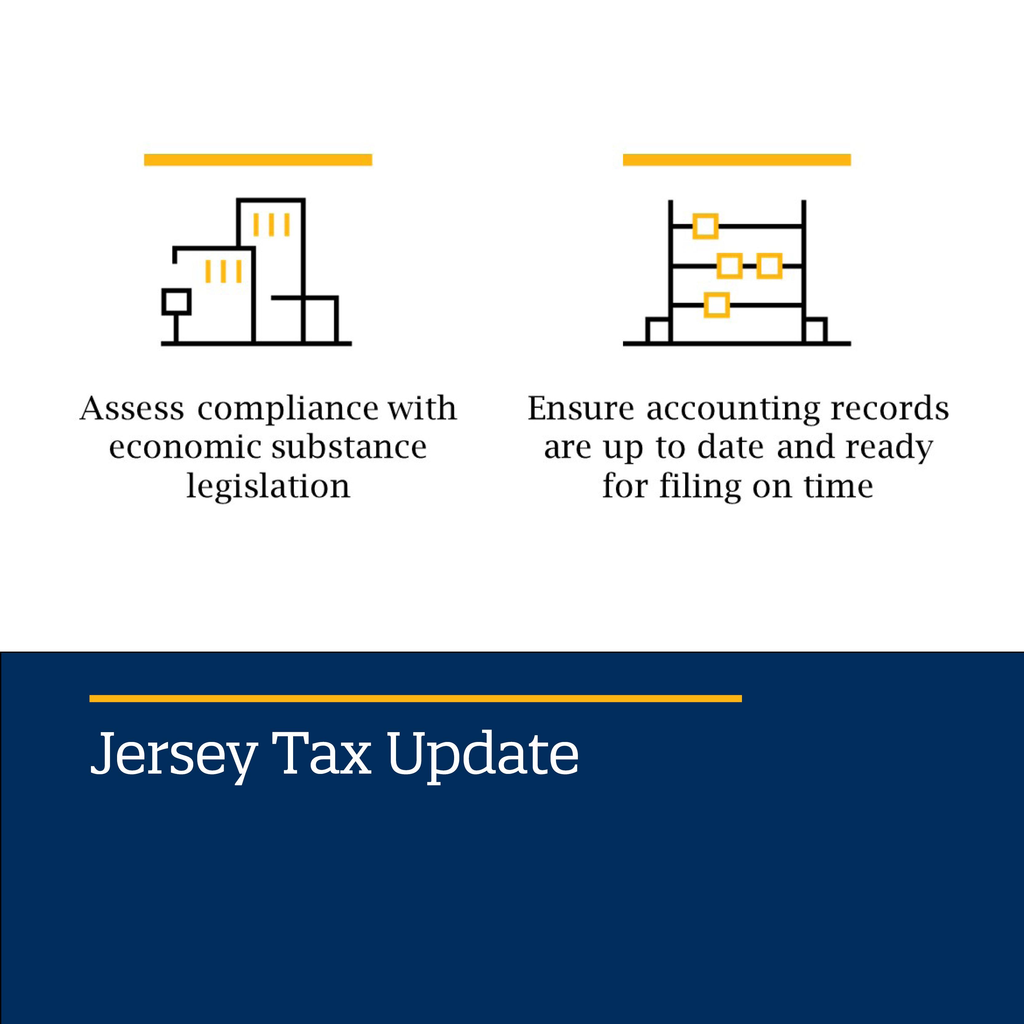 Jersey Tax Update