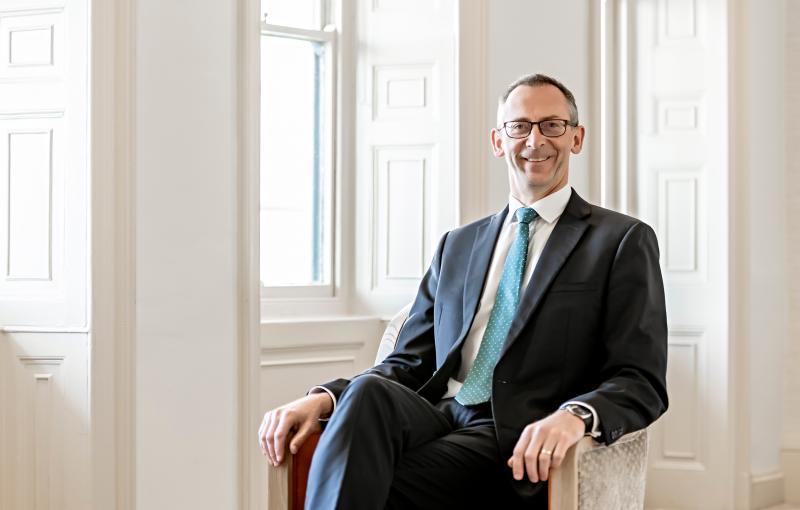 Graeme McArthur, CEO