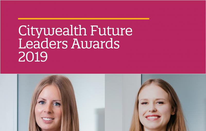 Crestbridge family office duo shortlisted for future leaders' awards
