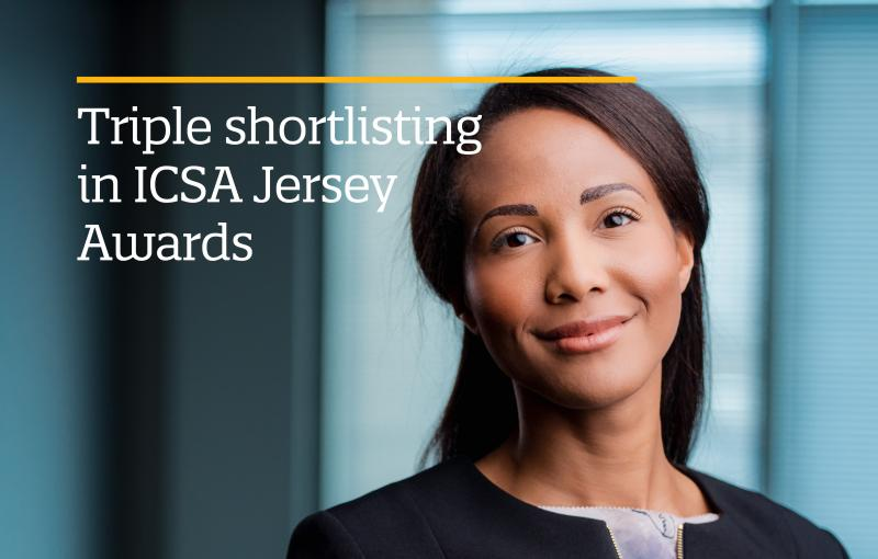 Crestbridge receives triple shortlisting in ICSA Jersey Awards