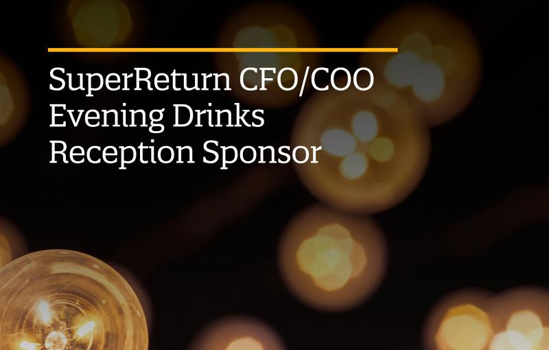 SuperReturn COO/CFO