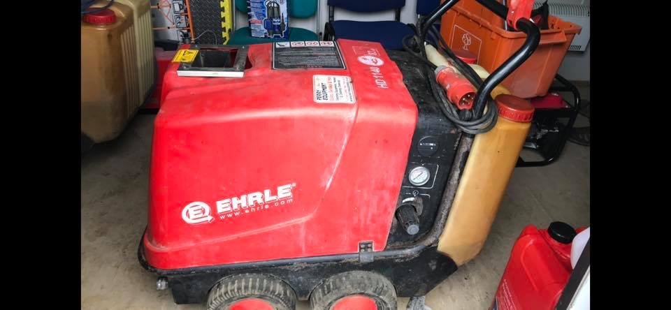 Ehrle Jet Washer Stolen From Swindon Karting Centre
