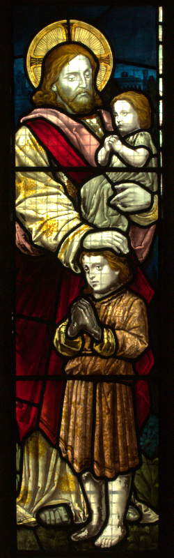 Dewsbury, All Saints, Chancel south