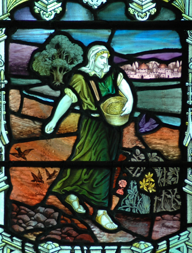Landulph, St Leonard, South chapel east.
