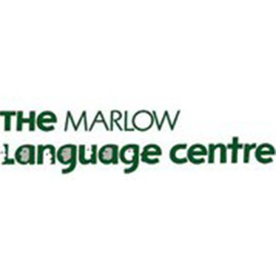 The Marlow Language Centre logo on a white background