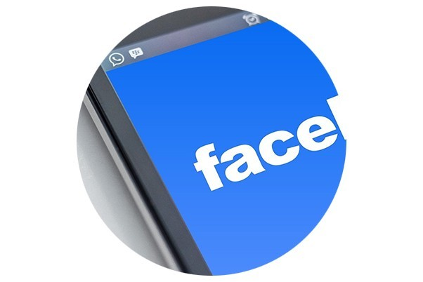 Facebook mobile app loading screen