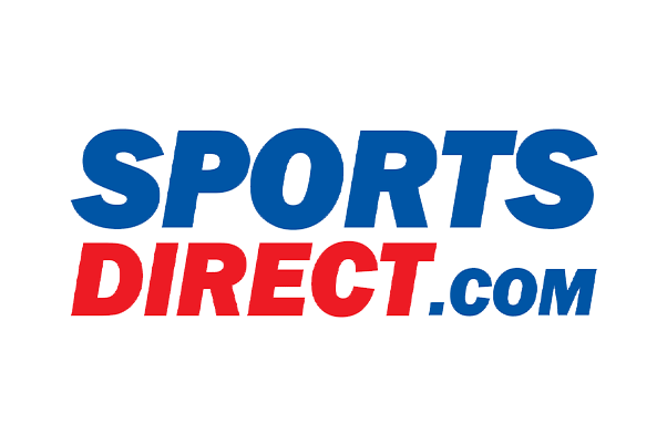 Sports Direct logo on a white background