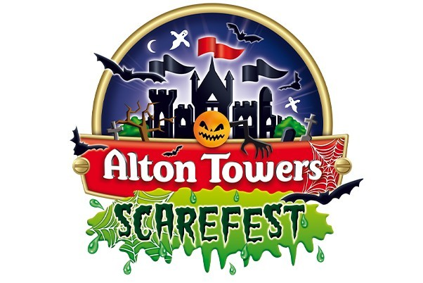 Alton Towers Scarefest logo