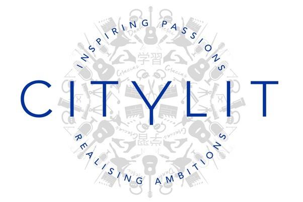 city lit logo on a white background