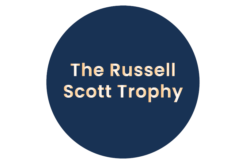 The Russell Scott Trophy graphic