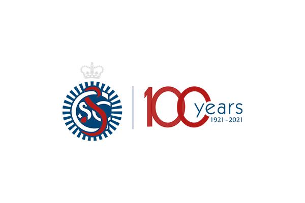 CSSC centenary logo