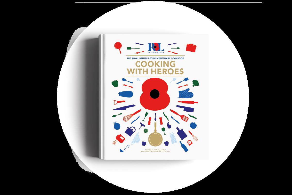 Royal british legion cookbook