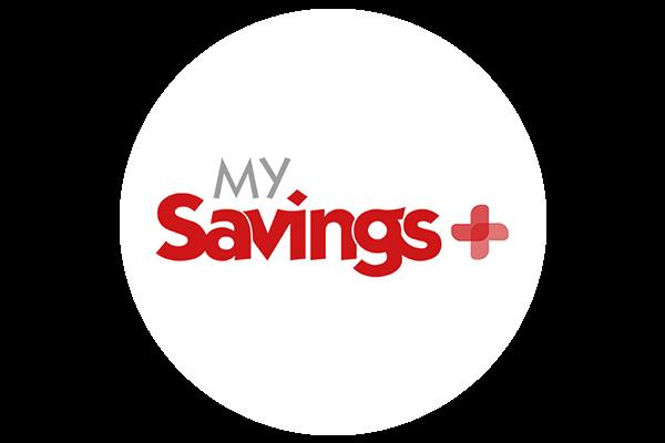 My Savings + logo