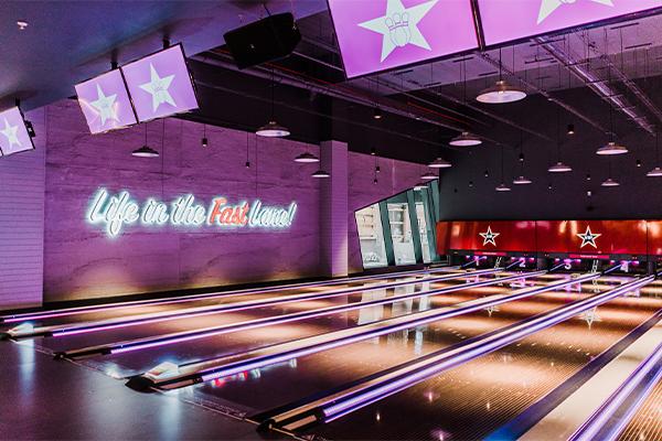 VIP lanes at hollywood bowl