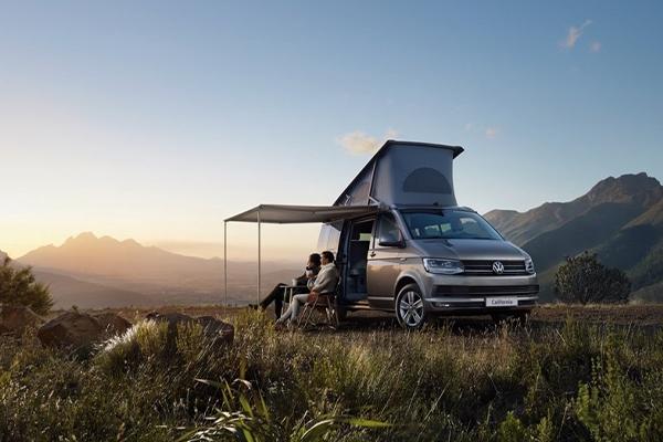 vanglorious camper van