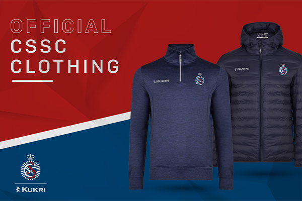 CSSC branded clothing by kukri