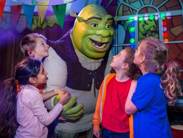Shrek's Adventure - Free Draw