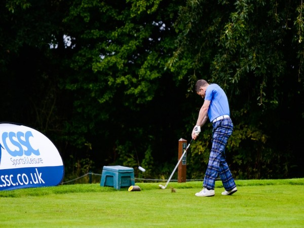 Annual Golf Outing, Inverurie