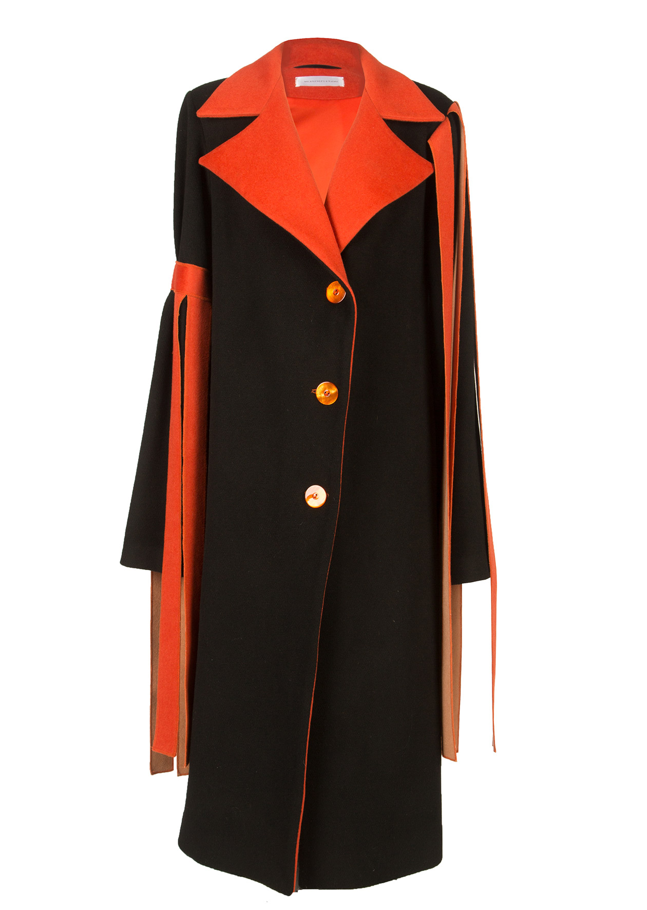 Cashmere Coat by Diana Kimbayeva on curated-crowd.com