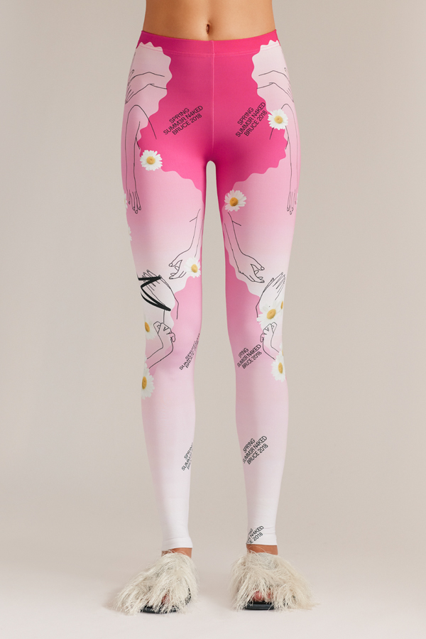 Nina Leggings by  on curated-crowd.com