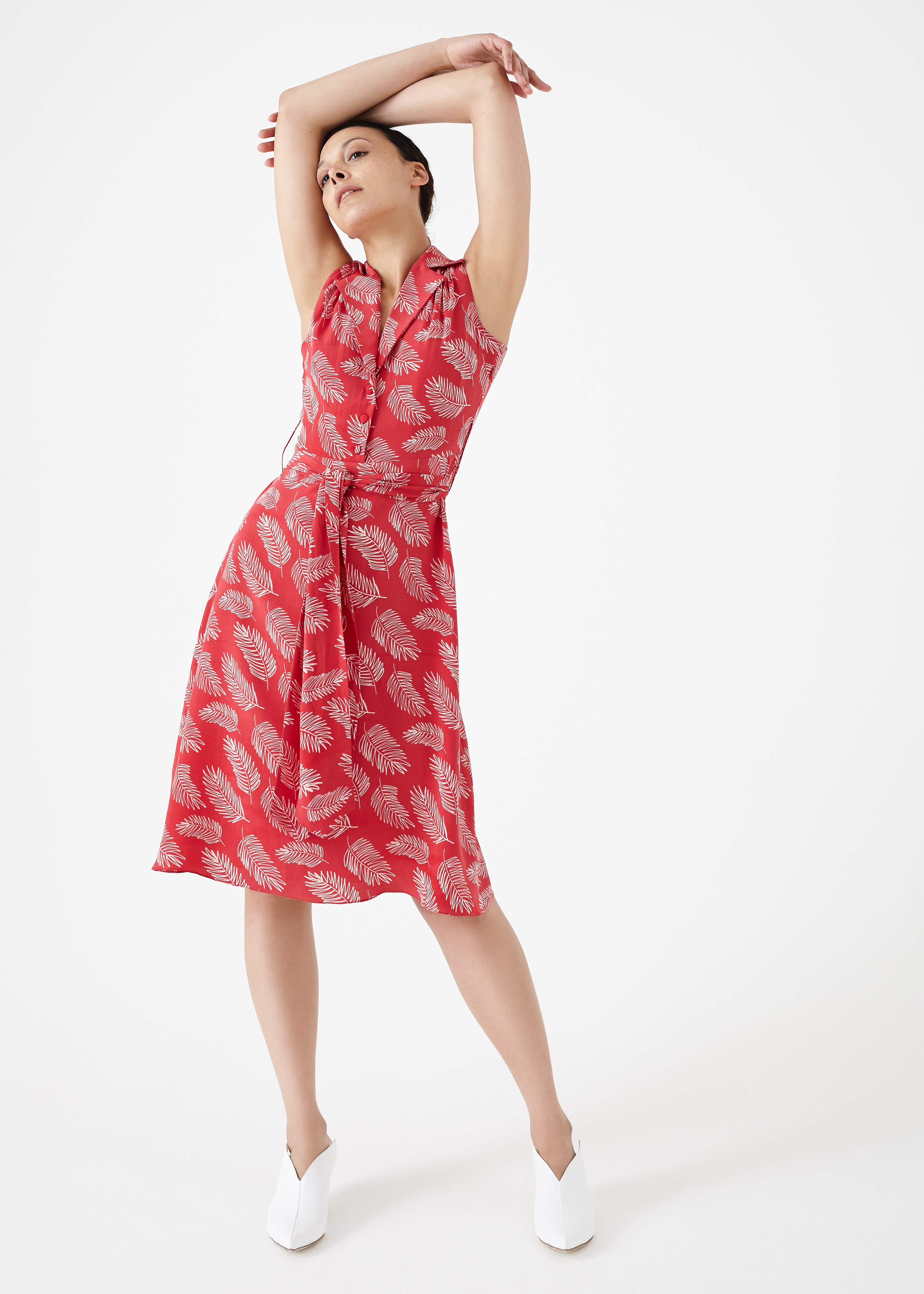 Setae Too Dress by Bozena Jankowska on curated-crowd.com