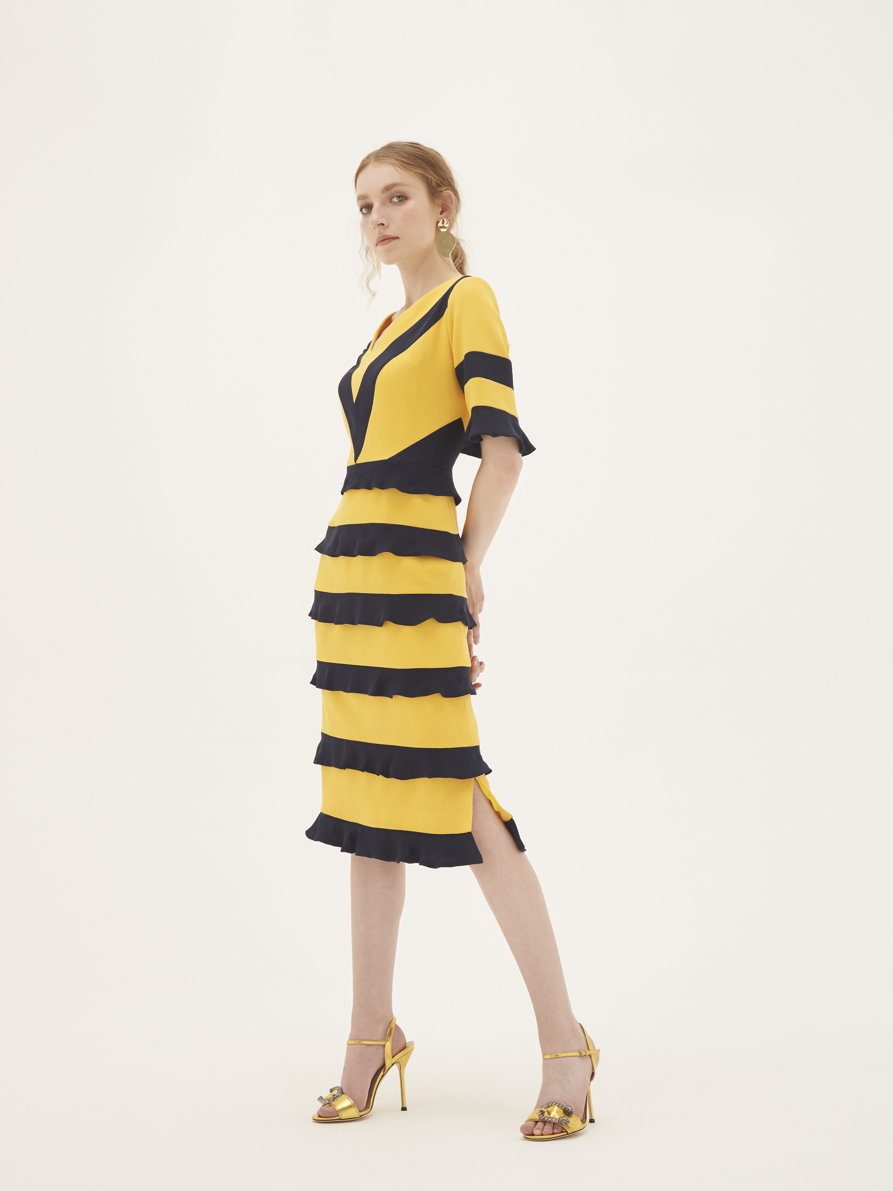 Queen Bee Dress by Bozena Jankowska on curated-crowd.com