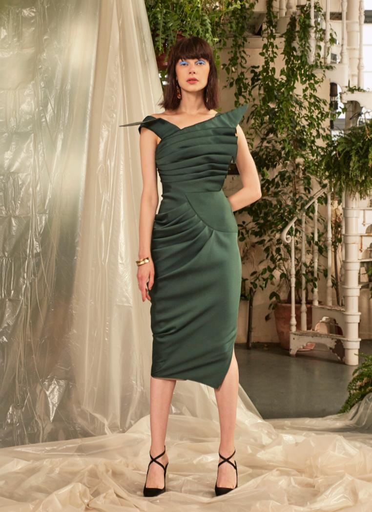 Cynthia Dress by Alexandra Kaiser on curated-crowd.com