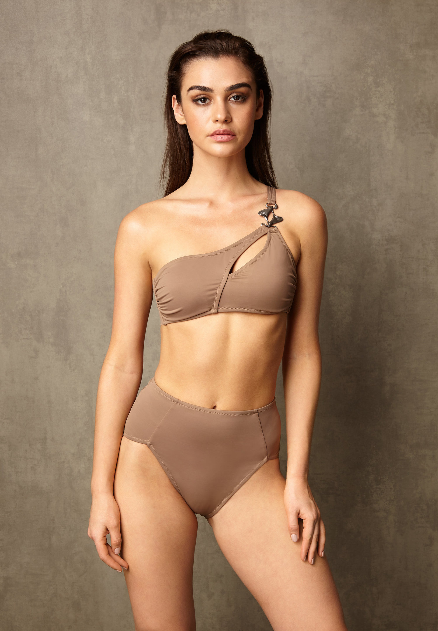 ALPHA DESERT BIKINI by Ava Verdú on curated-crowd.com