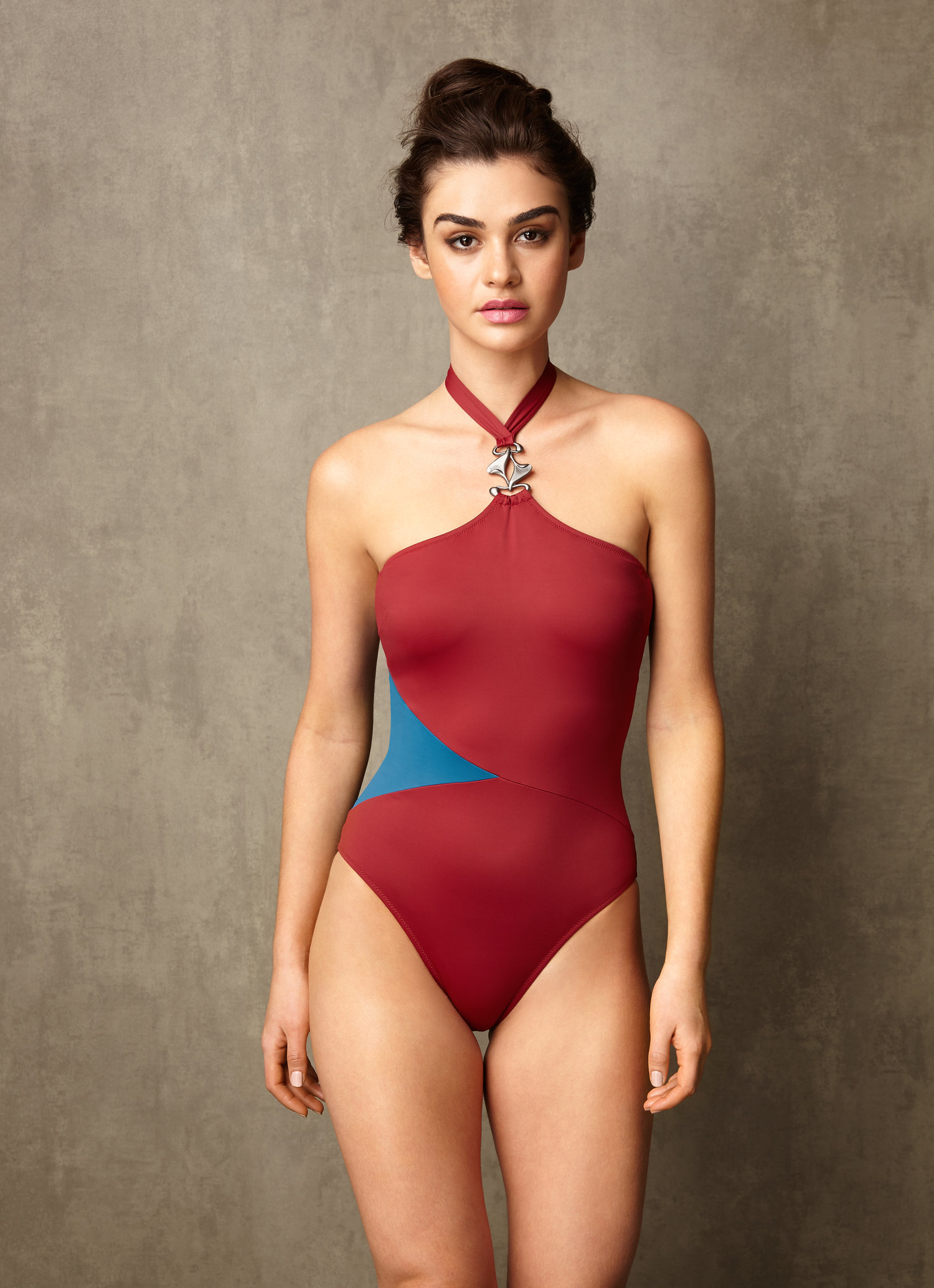 GOGO SUNSET SWIMSUIT by  on curated-crowd.com
