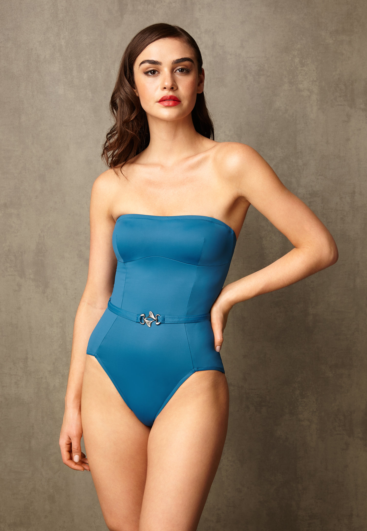 FOXTROT LAGOON SWIMSUIT by Ava Verdú on curated-crowd.com